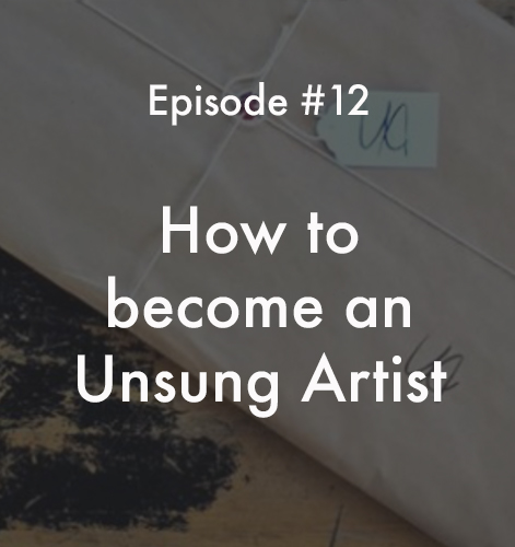 Unsung Art Podcast how to join