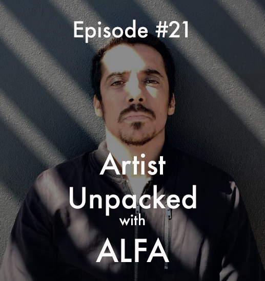 Unsung Art Podcast ALFA