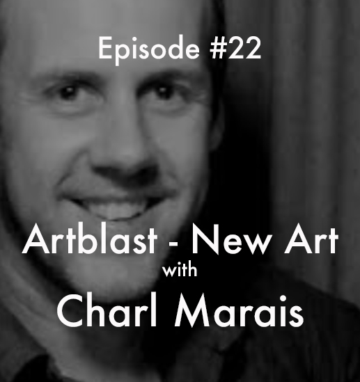 Unsung Art Podcast charl artblast